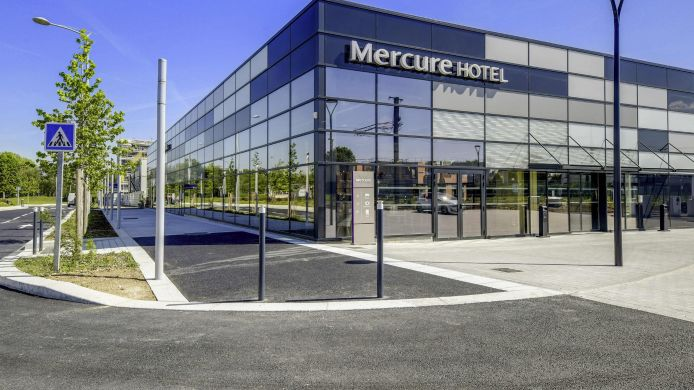 Außenansicht Hôtel Mercure Paris Orly Tech Airport