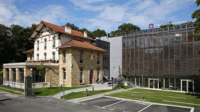 Bild Best Western Plus Paris Meudon Ermitage