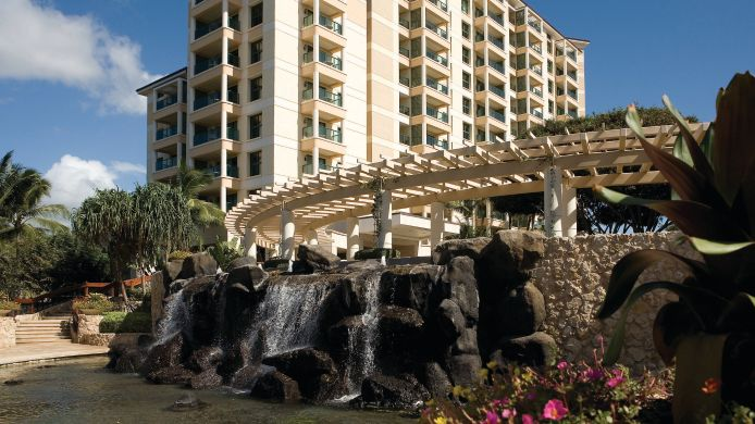 Hotel Marriotts Ko Olina Beach Club