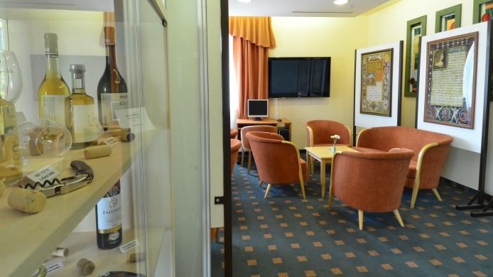 Hall de l'hôtel City Miskolc