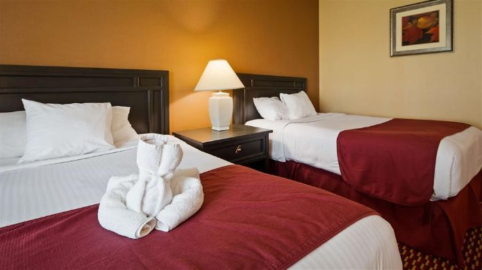 Zimmer SureStay Plus Hotel by Best Western Syracuse Airport