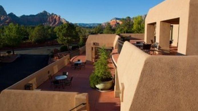 Exterior View Best Western Plus Inn Sedona