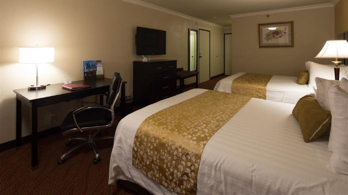 Zimmer Best Western Plus South Bay Hotel