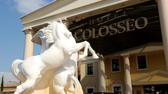 Bild Europa-Park Hotels Colosseo