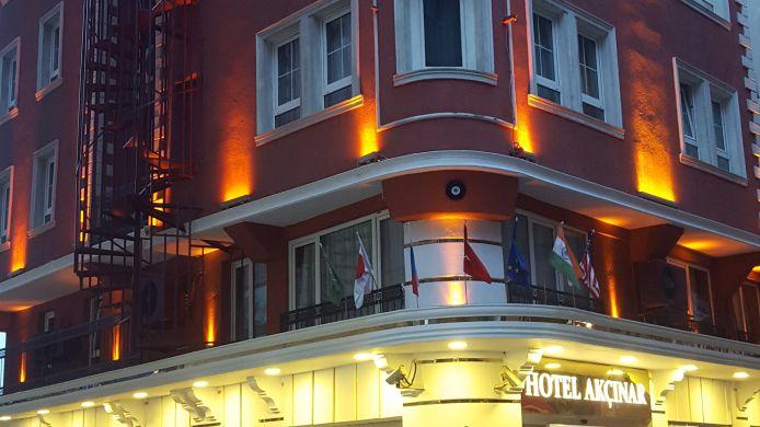 hotel akcinar 2 hrs star hotel in istanbul rh hrs com