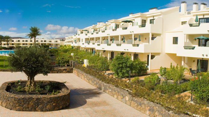Exterior View Santa Rosa Apartamentos