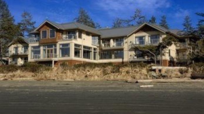 Exterior View Long Beach Lodge Resort