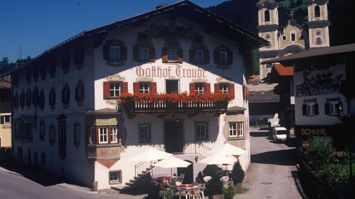 Exterior view Hotel Traube Gasthof