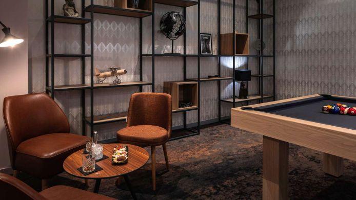 h tel mercure aix les bains domaine de marlioz h tel 4. Black Bedroom Furniture Sets. Home Design Ideas