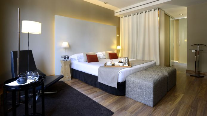 Junior Suite Grand Hotel Central - Small Luxury Hotels of the World