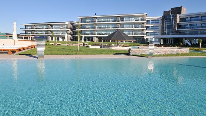 Außenansicht Altos del Arapey Club de Golf & Hotel Termal - All Inclusive