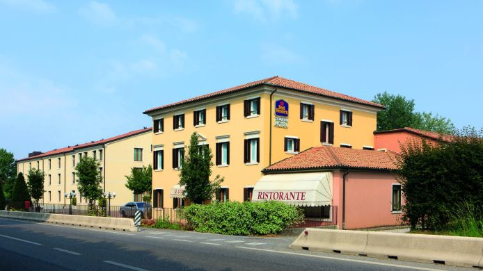 Exterior view Best Western Titian Inn Hotel Treviso