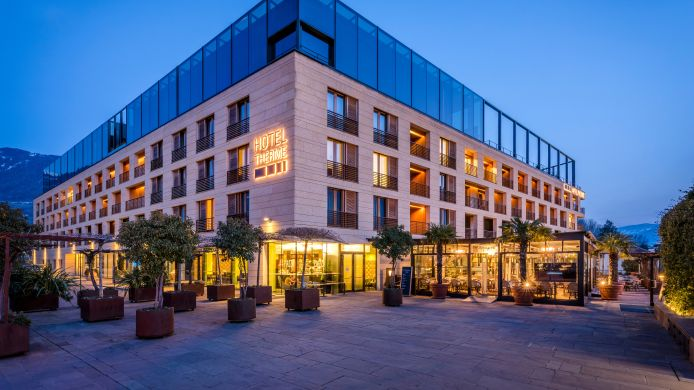 Hotel Therme Meran Meran 4 Hrs Sterne Hotel Bei Hrs Mit Gratis
