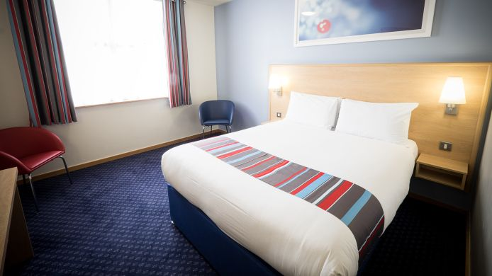 Doppelzimmer Standard Travelodge Galway City