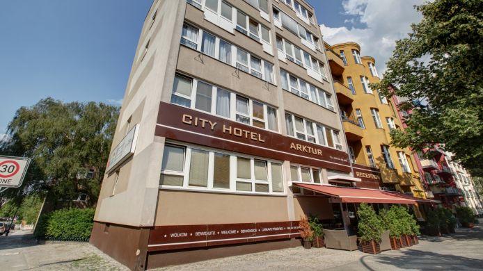 Hotel Arktur City Berlin 3 Hrs Sterne Hotel Bei Hrs Mit Gratis