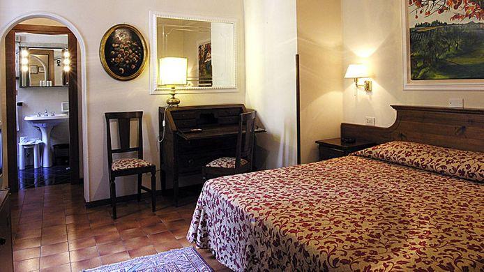 City Hotel Florenz - 3 HRS Sterne Hotel: Bei HRS mit Gratis-Leistungen