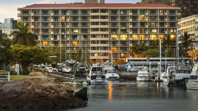Vista esterna Quest Townsville Serviced Apts