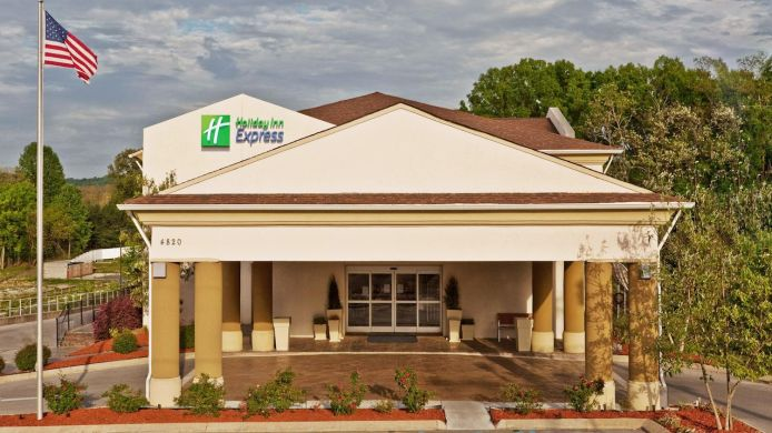 Exterior view Holiday Inn Express & Suites CHATTANOOGA-HIXSON