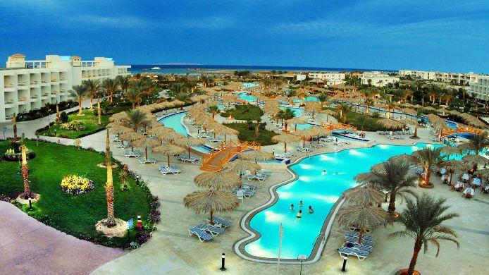 Exterior View Hilton Hurghada Long Beach Resort