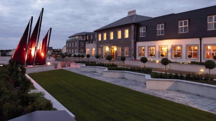 Exterior View Sligo Radisson Blu Hotel Spa