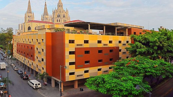 Außenansicht Grand Hotel Guayaquil an Ascend Hotel Co