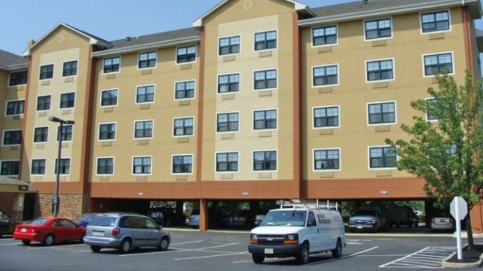 Außenansicht Extended Stay America Rutherfo