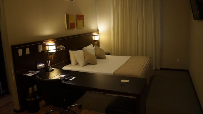 Single room (superior) Travel Inn Osasco