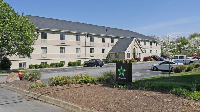 Vue extérieure Extended Stay America W Hills