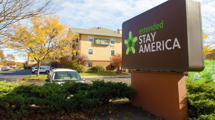 Buitenaanzicht Extended Stay America Bethpage