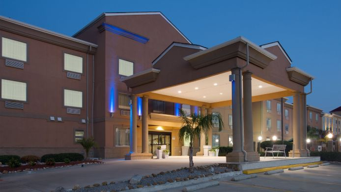 Außenansicht Holiday Inn Express HARVEY-MARRERO