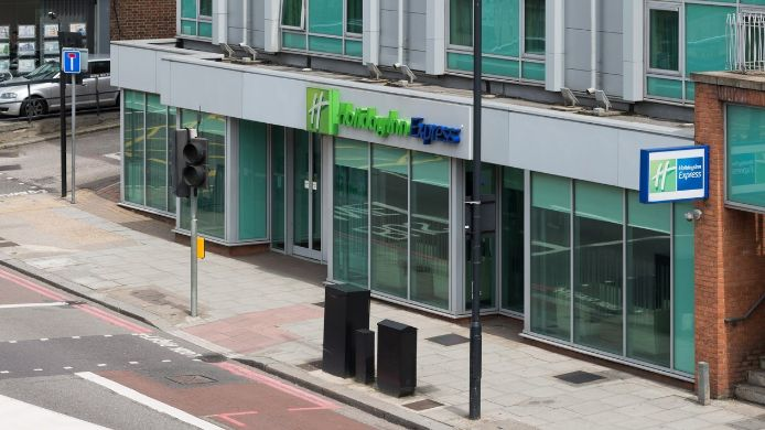 Außenansicht Holiday Inn Express LONDON - SWISS COTTAGE