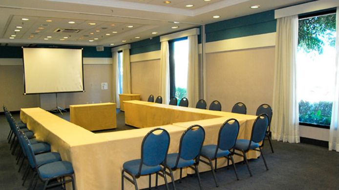 Conference room Nobile Suites Congonhas