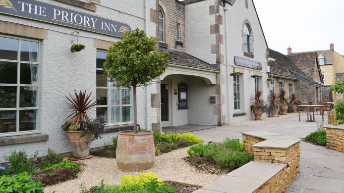 Photo Priory Inn