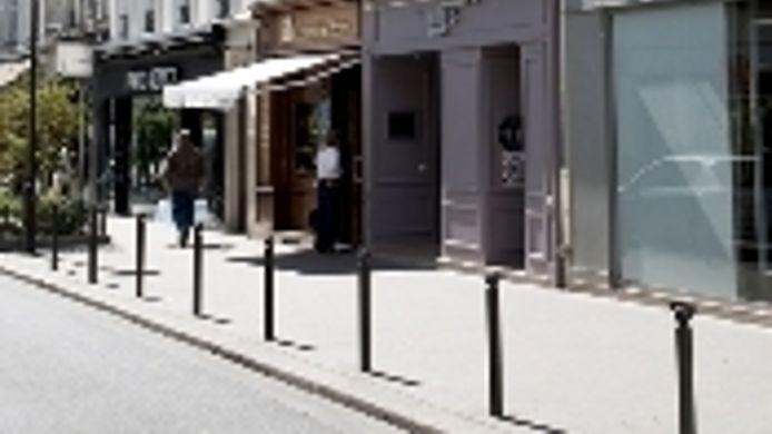 Exterior View Saphir Grenelle