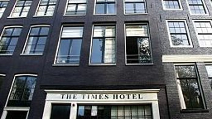 Vue extérieure The Times Hotel Amsterdam