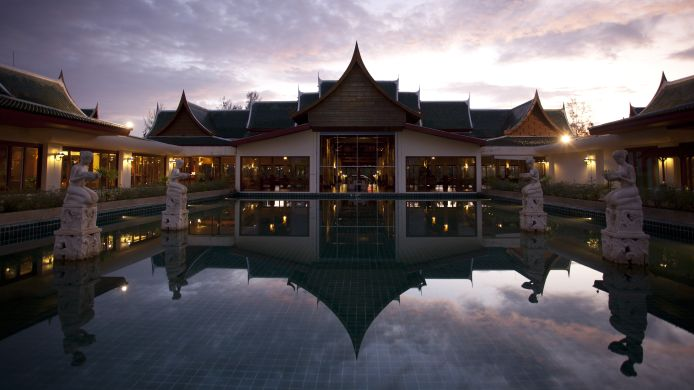 Hotelhalle Andaman Princess Resort & Spa