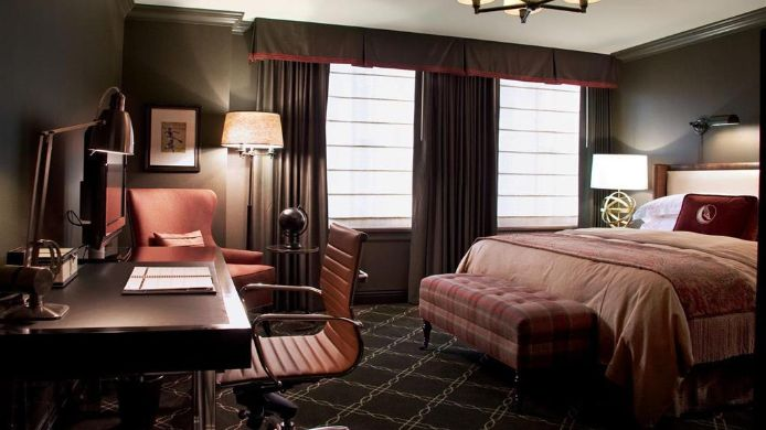 Chambre LOS ANGELES ATHLETIC CLUB