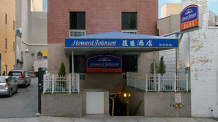 Außenansicht HOWARD JOHNSON FLUSHING