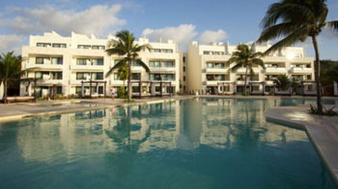 Buitenaanzicht Aal Bay Beach Wellness Resort All Inclusive