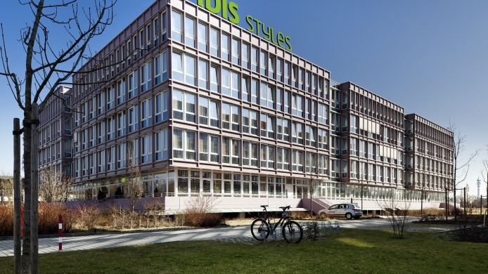 Hotel Ibis Styles Muenchen Ost Messe München 2 Hrs Sterne