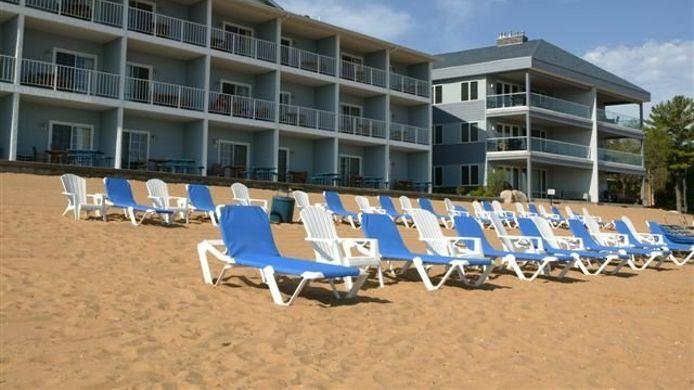 Exterior View Sugar Beach Resort Hotel