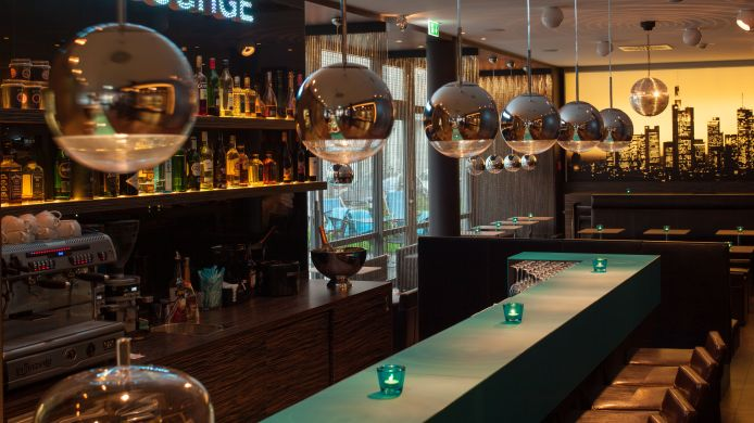 Bar hotelowy Motel One Eastside