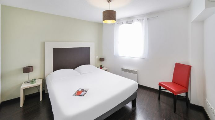 Doppelzimmer Standard APPART'CITY BORDEAUX AEROPORT D'ILLAC