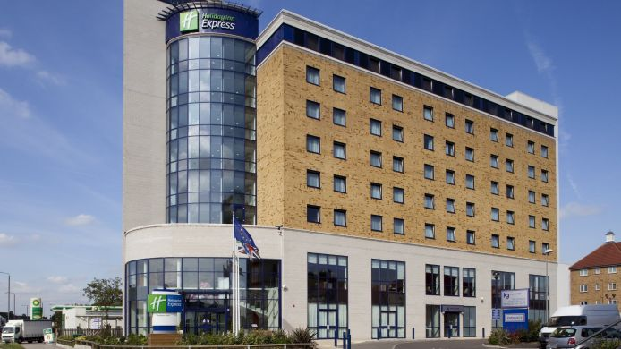 Außenansicht Holiday Inn Express LONDON - NEWBURY PARK