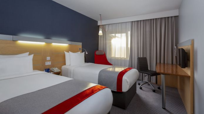 Zimmer Holiday Inn Express BIRMINGHAM - REDDITCH