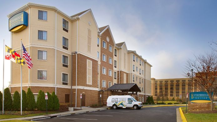 Außenansicht Staybridge Suites BALTIMORE BWI AIRPORT