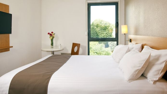 Doppelzimmer Standard Sejours & Affaires Orleans Jeanne D Arc Apparthotel