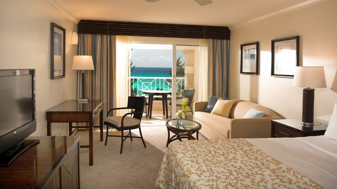 Room Almond Casuarina Beach Resort