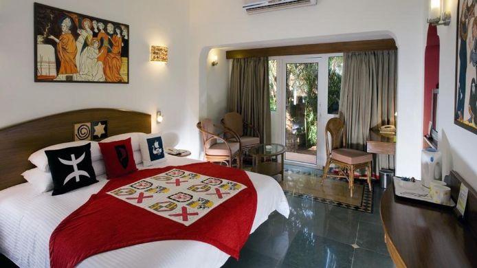 Room Goa Lemon Tree Amarante Beach Resort