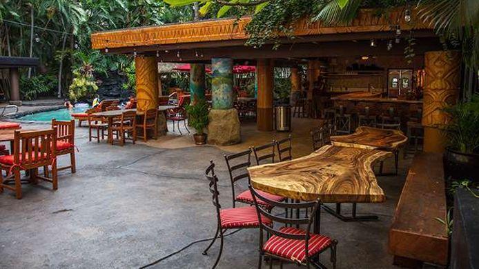 Exterior View Aqua Bamboo Waikiki